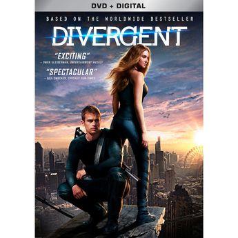 Divergent (Includes Digital Copy) (dvd_video)