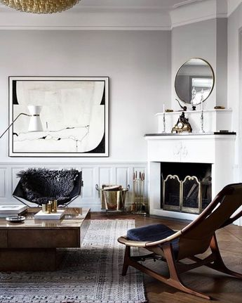 My Favorite Tumblr Feed: Modern and Unique Noteworthy Rooms