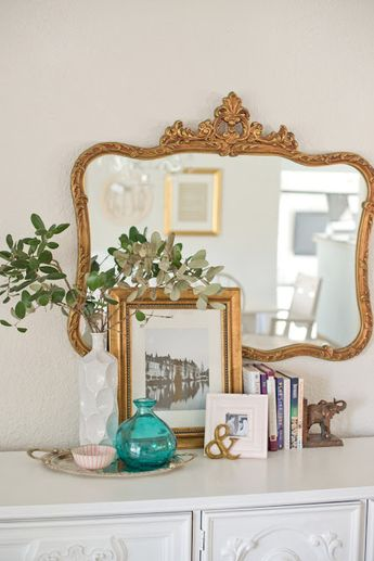 Around the House--January Vignettes