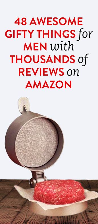 48 Awesome Gifty Things For Men With Thousands Of Reviews On Amazon