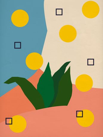 Anna Kövecses- Ipanema #Ipanema #Collage #Illustrations #Posters #Graphics #Graphic #Illustrators #IllustrationDesign
