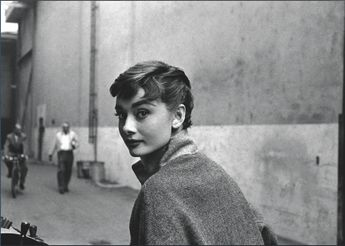 I Love Your Funny Face, Audrey Hepburn