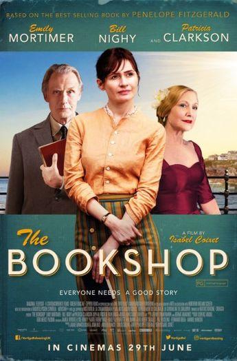 The Bookshop UK Poster