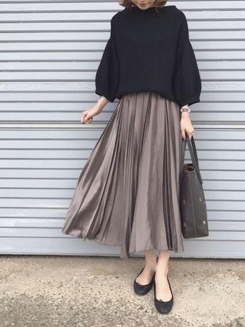 ukapi|Spick & Spanのスカートを使ったコーディネート