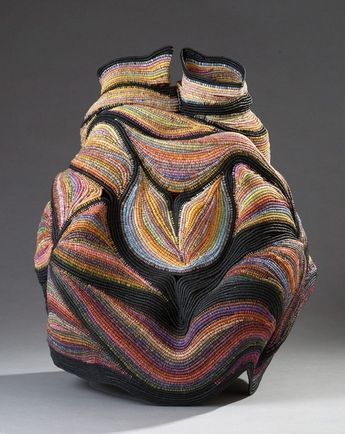 Fiber Porn — Ferne Jacobs has been creating three dimensional...