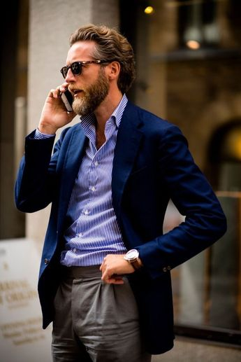 The Gentleman's Guide to Casual Fridays