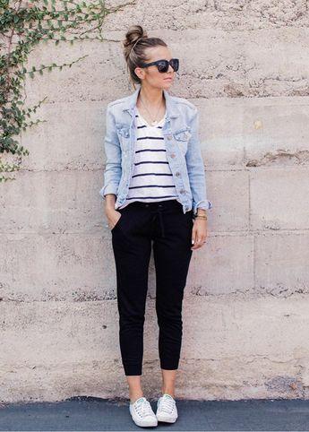 12 Ways To Wear A Denim Jacket
