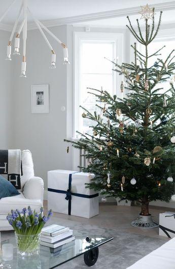 En kavalkad av inspiration till julgranen - I Love Christmas