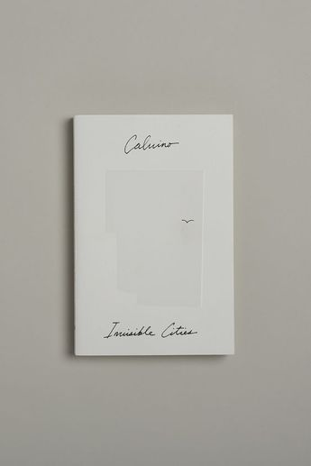 "commonmusings: ""Italo Calvino book cover """