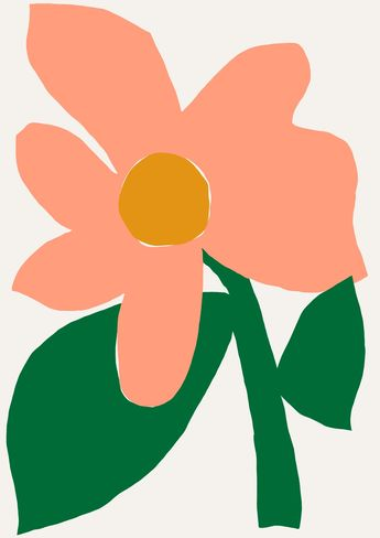 The product PEACH FLOWER giglée print from the series: Portraits of Plants is sold by Shop in our Tictail store. Tictail lets you create a beautiful online store for free - tictail.com