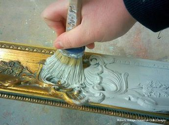 A Chalk Painting Tutorial - With Tips and Tricks by Lara Roberts