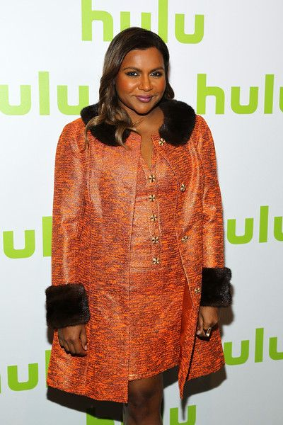 Actress Mindy Kaling attends the 2016 Hulu Upftont on May 04, 2016 in New York, New York.