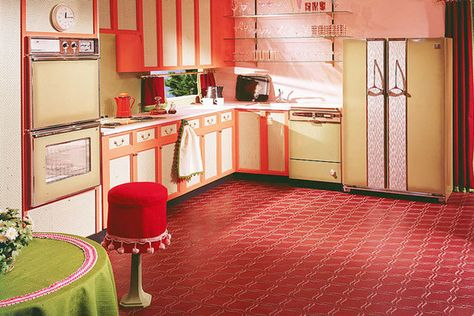 1970s - Design Trends Through The Decade - Photos