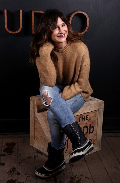 "Actress Kathryn Hahn of ""I Love Dick"" attends the IMDb Studio featuring the Filmmaker Discovery Lounge."