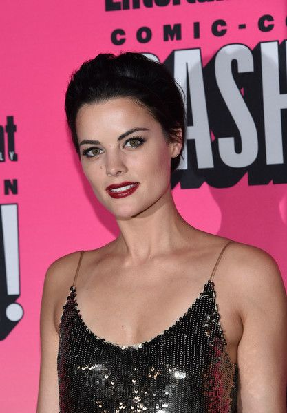 Jaimie Alexander attends the Entertainment Weekly Comic Con Celebration.