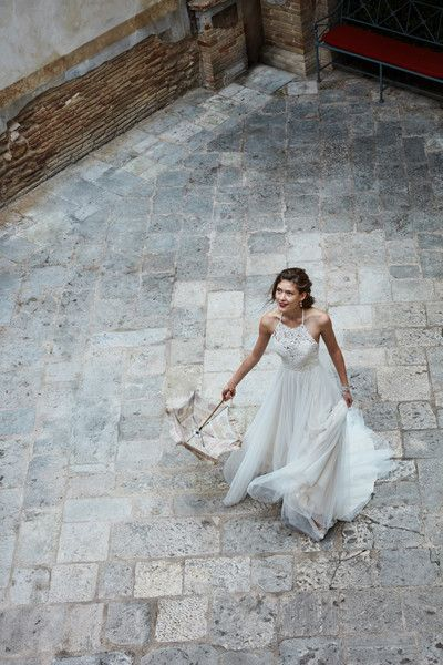Silky Skirt - BHLDN's Latest Bridal Collection Is Here and We're in Love - Photos