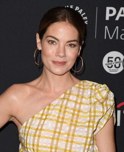 Actress Michelle Monaghan attends the PaleyFest: Made in New York: 'The Path' screening event.