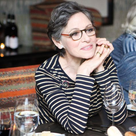 The Former Editor-in-Chief of French 'Vogue' Is Just As Fabulous and Profound As You'd Hope