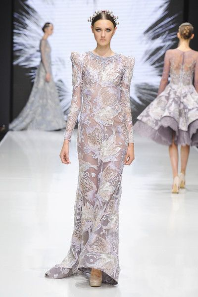 Couturissimo, Fall 2016 - The Most Extraordinary Dresses at Paris Couture Week Fall 2016 - Photos