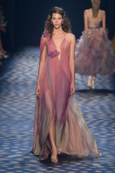 Marchesa, Spring 2017 - The Most Beautiful Dresses at NYFW Spring 2017 - Photos