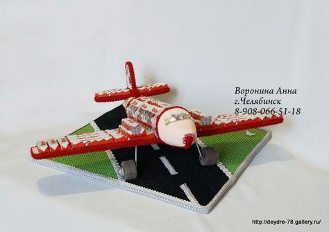 Сувениры своими руками самолеты 5