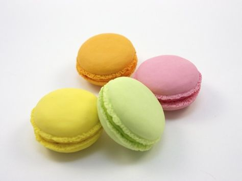 French Macaron Erasers, $0.99 each - Perfectly Posh Back to School Supplies - Photos