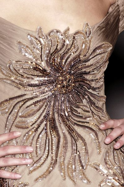 Valentino Spring 2006 Couture Details - Valentino's Most Stunning Couture Runway Details of the Decade - Photos