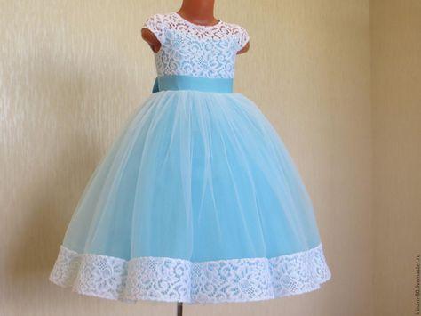 Для девочки сшить праздничное платье 775