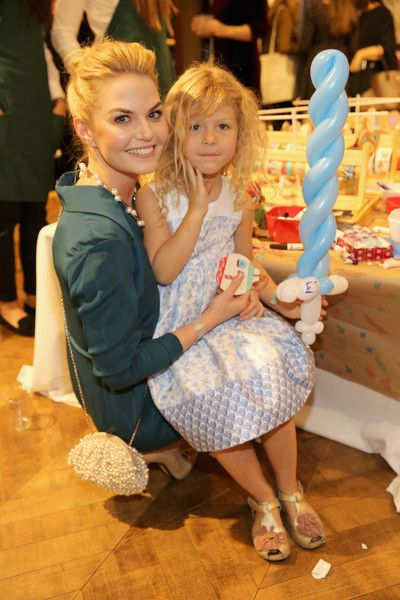 Actress Jennifer Morrison attends Brooks Brothers' holiday celebration with St. Jude Children's Research Hospital.