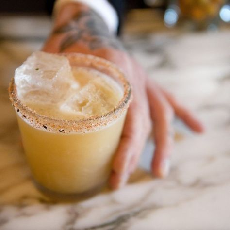 DR. JACOBY'S COCONUT – Mission Chinese Food (New York City) - Drink Your Vitamins With These 24 Fruit & Veggie Cocktails - Photos