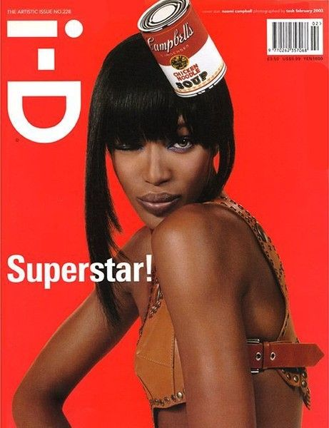 2003, i-D - Fabulous Magazine Covers From the Year You Were Born - Photos
