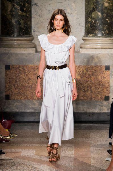 Runway pictures of Blugirl at Milan Fashion Week Spring 2016.