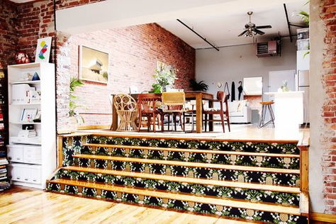 Pack a Punch - A Gallerist's Industrial, Artful Brooklyn Home - Photos