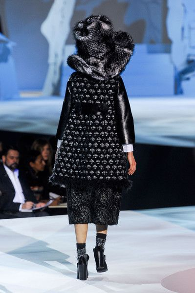 Marc Jacobs, Fall 2012 - The Most WTF Runway Moments of the Last 5 Years - Photos