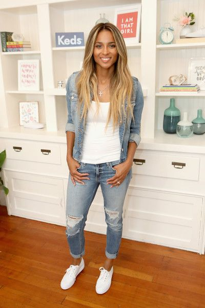 Keds Collective member Ciara celebrates Womens Equality Day at Chocolate Sun.