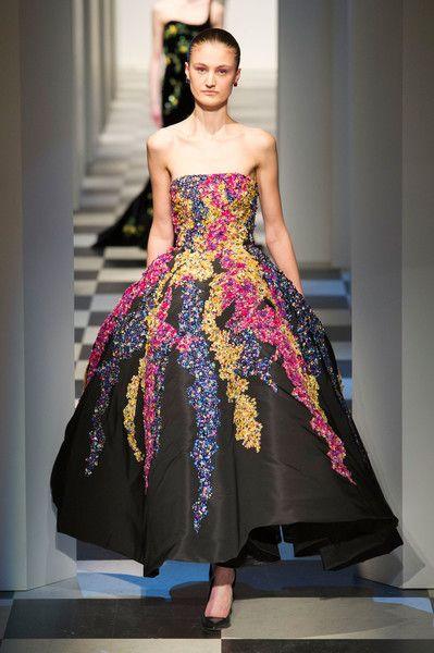 Oscar de la Renta, Fall 2017 - The Most Stunning Dresses at NYFW Fall 2017 - Photos