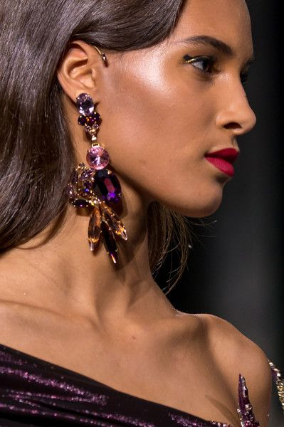 Elie Saab Couture, Fall 2016 - The Most Daring Fall '16 Couture Jewelry - Photos