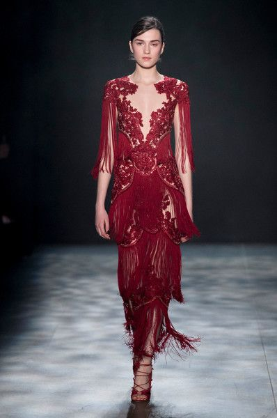 Marchesa, Fall 2017 - The Most Stunning Dresses at NYFW Fall 2017 - Photos