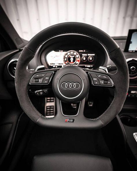 Audi RS3 life of @audicarsworld ________________________________________________