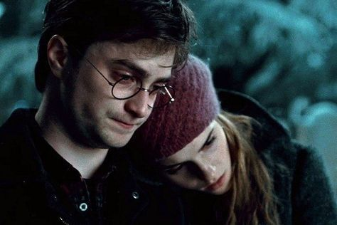 Platonic love is a real thing. - Life Lessons We Learned from Hermione - Photos