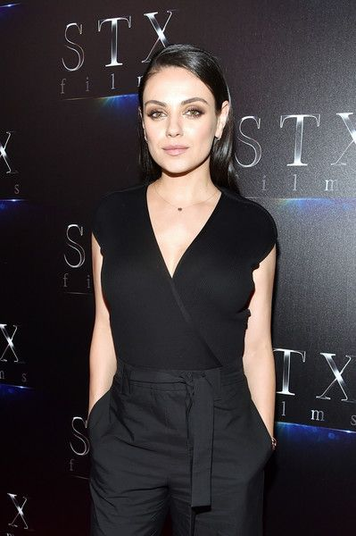 Actor Mila Kunis at CinemaCon 2017 The State of the Industry: Past, Present and Future and STXfilms Presentation at The Colosseum at Caesars Palace during CinemaCon, the official convention of the National Association of Theatre Owners, on March 28, 2017 in Las Vegas, Nevada.