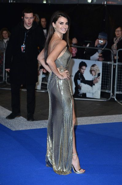 """Penelope Cruz attends a London Fan Screening of the Paramount Pictures film """"Zoolander No. 2"""" at Empire Leicester Square on February 4, 2016 in London, England."""