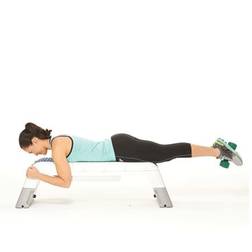 Bench Leg Curl - All The Lower Body Exercises You'll Ever Need - Photos