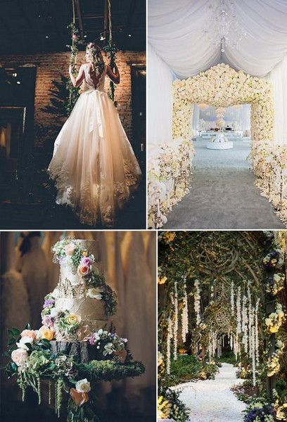 The Most Creative Themed Wedding Ideas - Photos