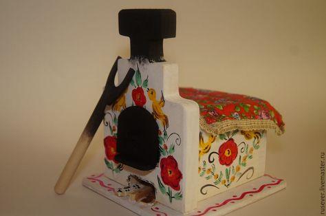 Печка для кукольного домика своими руками 88