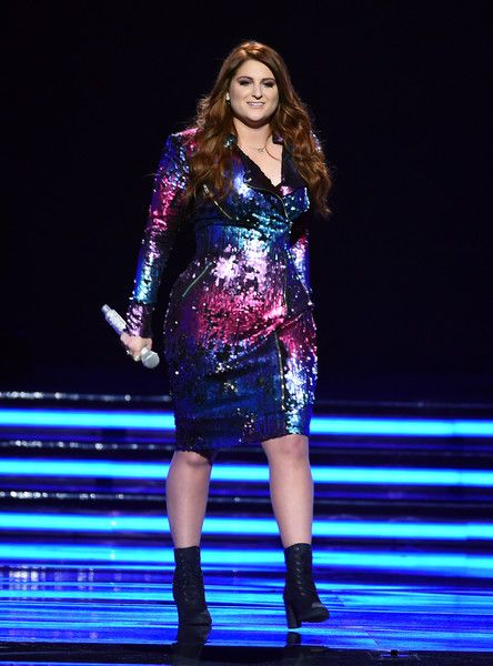 Recording artist Meghan Trainor performs onstage during the 2016 Billboard Music Awards at T-Mobile Arena on May 22, 2016 in Las Vegas, Nevada.