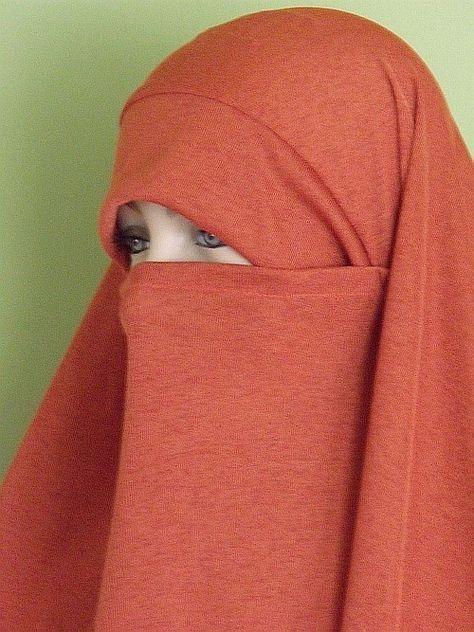 Из чего сшить хиджаб 82