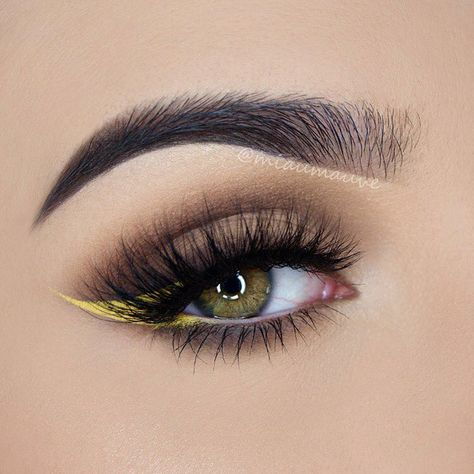 Sweet Sunshine - Smoky Eye Looks That Will Change Your Beauty Game - Photos