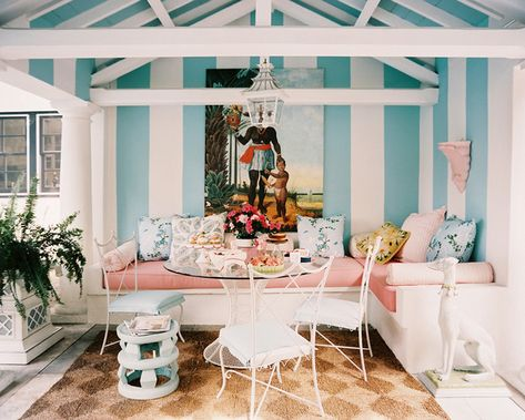 Cabana Time - 30 Easy Color Ideas for Every Room of Your House