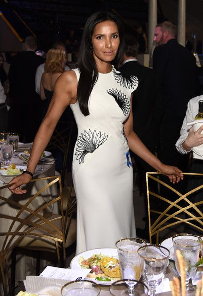 Padma Lakshmi attends 'Full Frontal With Samantha Bee's Not The White House Correspondents' Dinner.